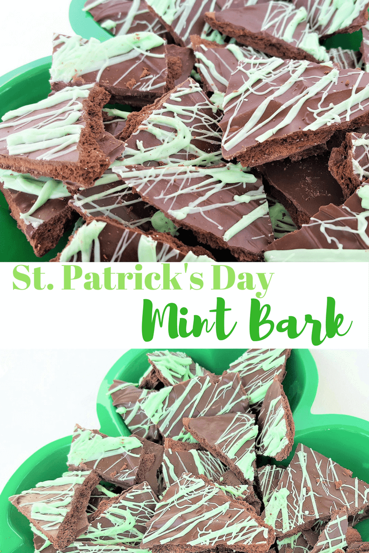 Mint Bark-Pinterest