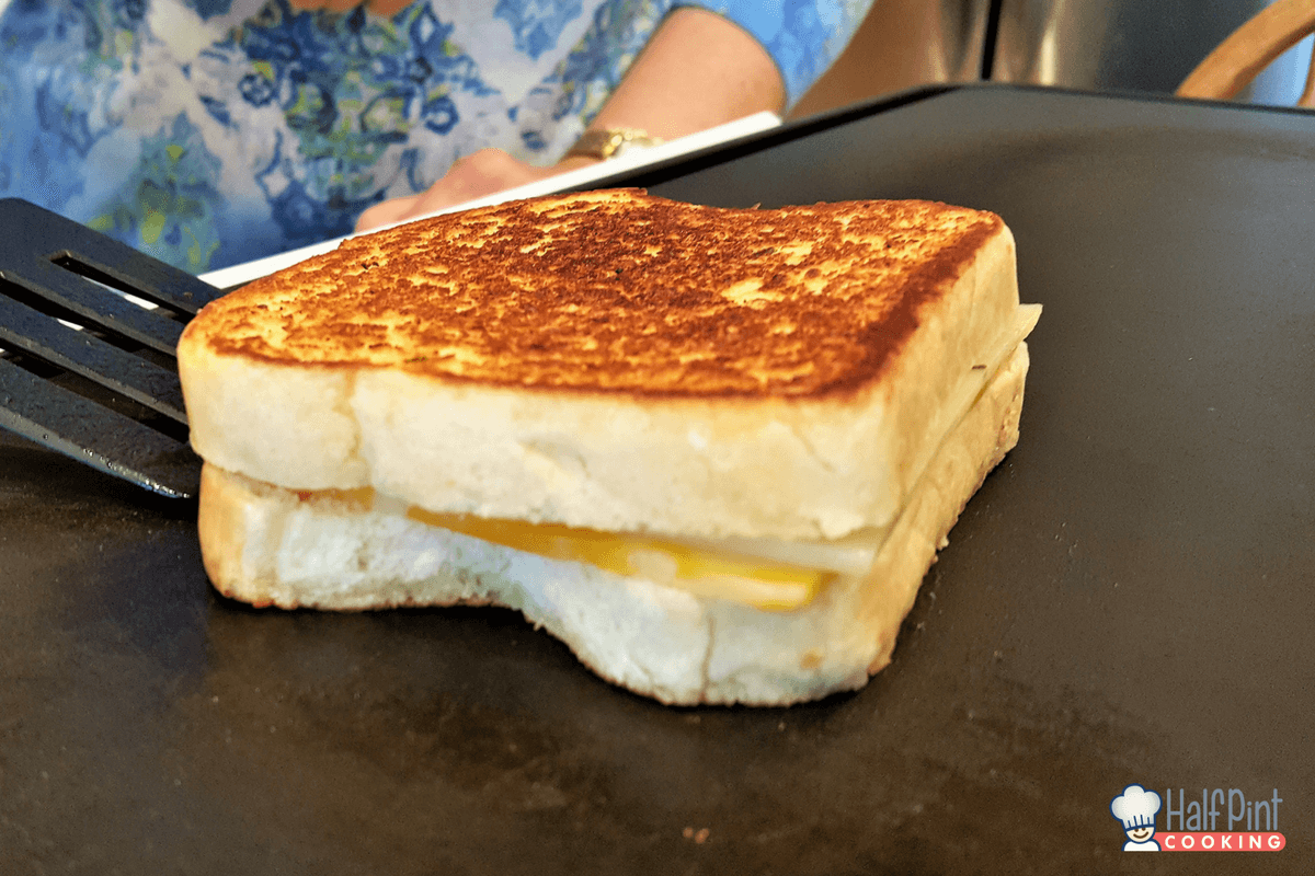 grilled cheese-toasted